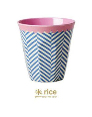 rice melamin becher matrosenstreifen mittel