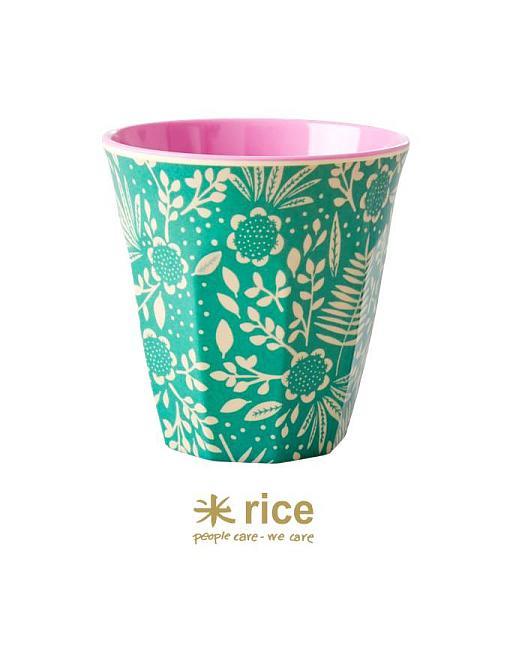 rice melamin becher farn & blume mittel
