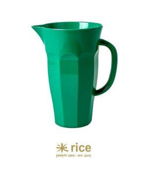 rice melamin krug grün