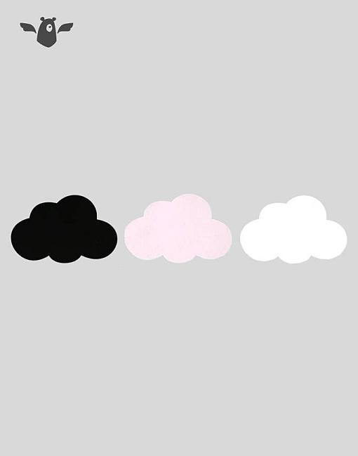 wandhaken wolke alle farben garderobe kinderzimmer
