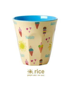 rice melamin becher sommer mittel