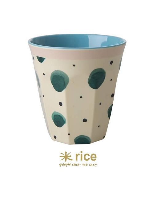rice melamin becher wasserfarben spritzer mittel